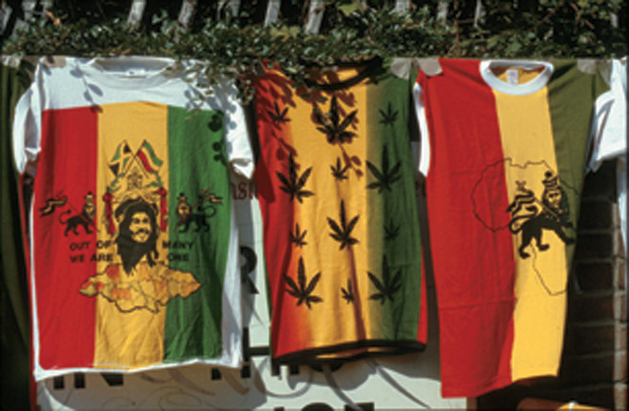 Soundscapes 3e symbols of rasta life and culture printed on t shirts include the green yellow biocorpaavc Image collections